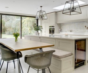 6 Simple Design Ideas for a High End Kitchen