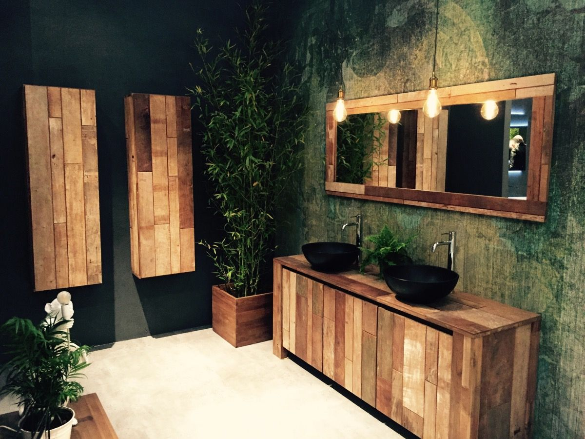 60 Inspiring Bathroom Dcor Ideas Seen at Salone del Mobile ...