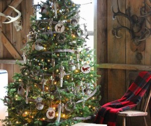 65 Sensational Rustic Christmas Decorating Ideas