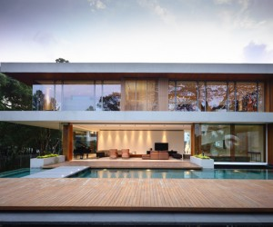 65BTP-House in Singapore by ONGONG