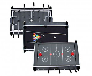 7-In-1 Rotating Game Table