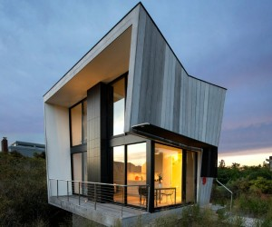 7 Large Homeswith a Small Footprint