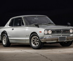 72 Nissan Skyline Up For Auction
