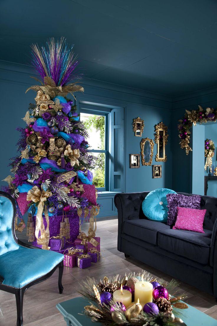 8 Beautifully Unusual Christmas Tree Topper Ideas