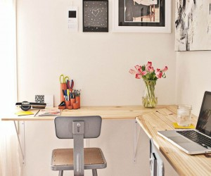 8 Design Tips for Standing Desks That Are Versatile Enough for Sitting Too