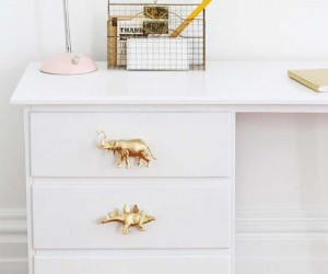 Do it yourself 50 projects by designers and artists 8 diy ideas for inexpensive drawer pulls you can make yourself solutioingenieria Gallery