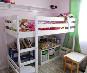 8 DIY Storage Idea to Keep Your Childs Toys from Taking Over Your Home