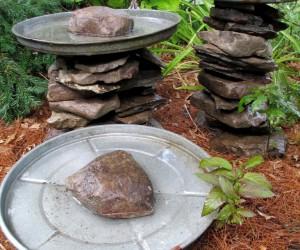 8 Resourceful DIY Birdbath Ideas to Bring Life to Any Yard
