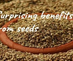 8 surprising benefits of carom seeds
