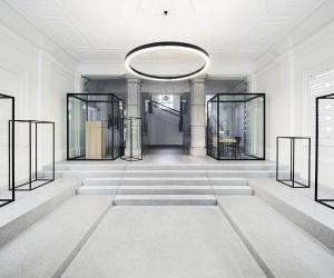 9 Frames Hall by SVET VMES