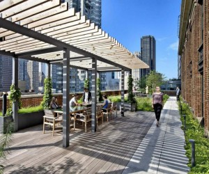 A Biophilic Design Studio Designed for Wellness in a Historic Office Tower