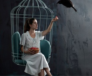 A Birdcage For Humans: The Cageling Chair
