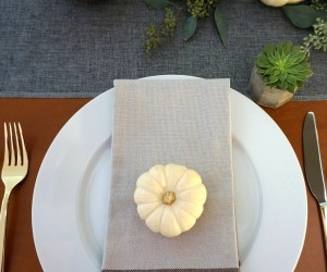 A Bountiful Centerpiece for Your Thanksgiving Table