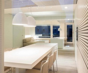 A Bright Modern Apartment in Riccione, Italy Made with Elegance