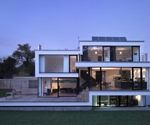 A Challenging Project For The Architects: House Zochental in Aalen, Germany