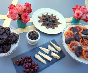 A Chocolate Dessert Feast for Valentines Day
