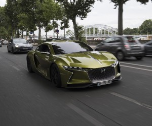 A Closer Look At DS E-Tense Concept