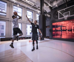 A Closer Look at New Nike Soho Store