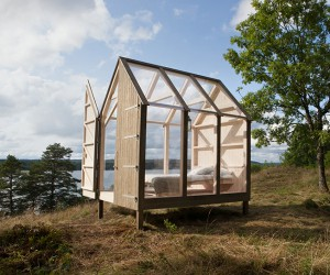 A Closer Look At Swedens 72 Hour Cabins