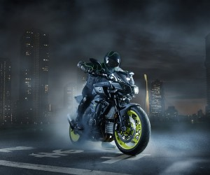 A Closer Look at the 2016 Yamaha MT-10