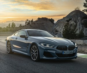 A Closer Look At The All-New BMW 8 Series Coupe