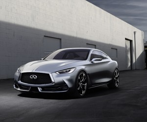A Closer Look at the Infiniti Q60 Coupe Concept