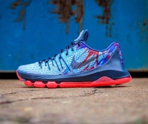 A Closer Look At The Nike KD 8 USA