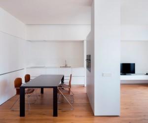 A Contemporary Renovation in Valencia, Spain