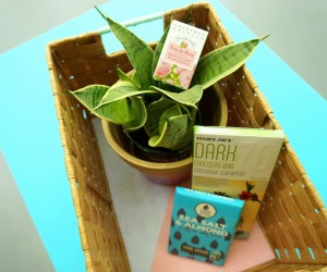 A DIY Gift Basket Idea for Mothers Day