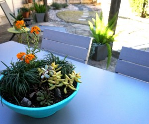 A DIY Modern Planter Project for Spring