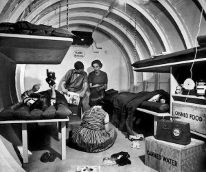 A Fearful America Goes Crazy for Fallout Shelters