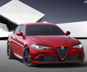 A First Look At The 2016 Alfa Romeo Giulia