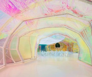 A First Look At The Serpentine Pavilion 2015