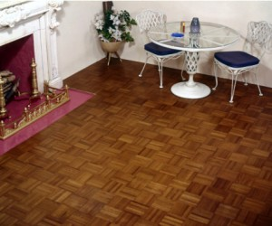 A Grade Natural Parkay Flooring
