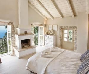 A Greek style villa