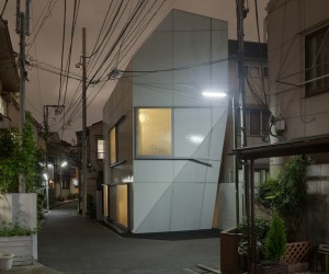 A House in Tokyo by Wiel Arets Architects