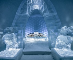 A Look At This Years ICEHOTEL Art Suites