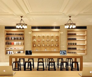 A Look Inside Apples Newest New York Store