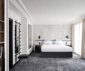 A Look Inside Les Bains Hotel, Paris