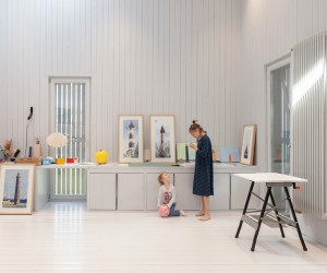 A Look Inside The House of Architect Alexey Ilyin