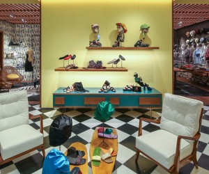 A look inside the new Prada St.Barts store