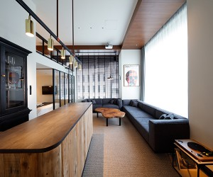 A Look Inside The Trunk Hotel in Tokyo, Japan