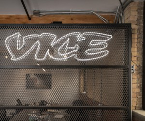 A Look Inside VICEs New Headquarters in Montreal