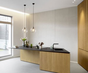 A Minimalist Interior on Gartenstrasse, in Central Berlin, Germany