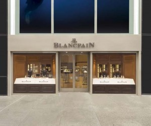 A New Blancpain Boutique arrives on 5th Ave in NYC