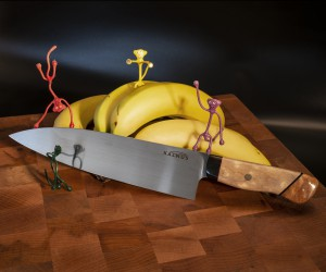 A New Chefs Knife From Kalmus Culinary Knives