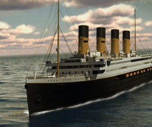 A New Titanic Will Set Sail in 2018