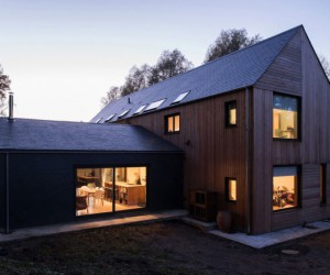 A Private Residence in Northumberland, England