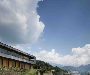 A Stunning Villa with Spectacular Views in Lugano, Switzerland