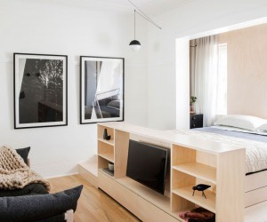 A Tiny But Cool Short-Term Rental Apartment in Sydney, Australia